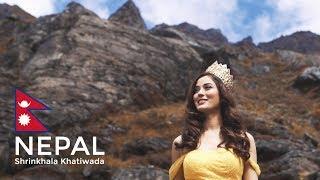 Nepal - Shrinkhala Khatiwada - Contestant Introduction (Miss World 2018)