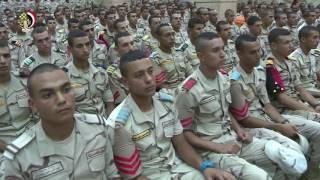 بالفيديو.. وزير الدفاع: حريصون على بناء قوات عصرية وحديثة