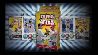 SAN DIEGO PADRES Topps Attax Commercial