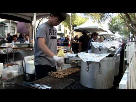 La Cocina SF Street Food Festival HD