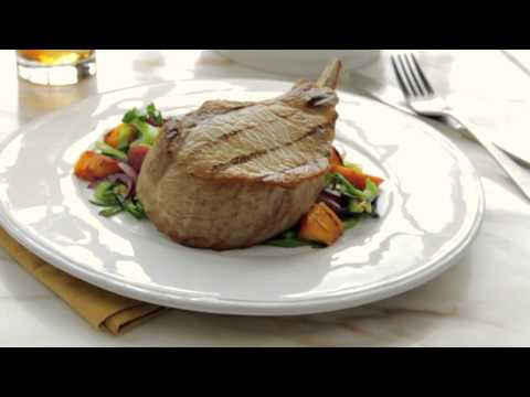 Ohio Pork Chop Farmer TV Commercial