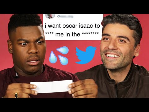 Download Youtube: John Boyega and Oscar Isaac Read Hilarious Thirst Tweets