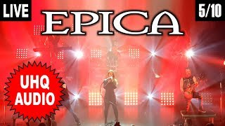 EPICA: The Holographic Principle - London UK 13/4/18 *UHQ AUDIO* (5/10)