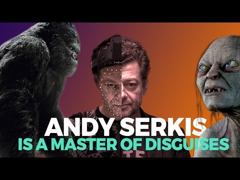Andy Serkis Has Played All Of These Amazing Characters