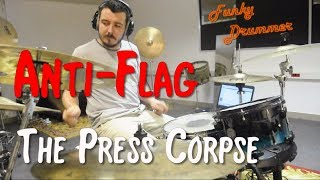 Baixar Drum Cover #22 - Anti Flag - The Press Corpse - Funky Drummer
