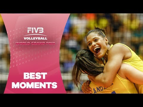 Best Moments of World Grand Prix Week 3