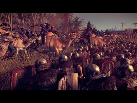 Total War: Rome II - Battle of the Nile Trailer |