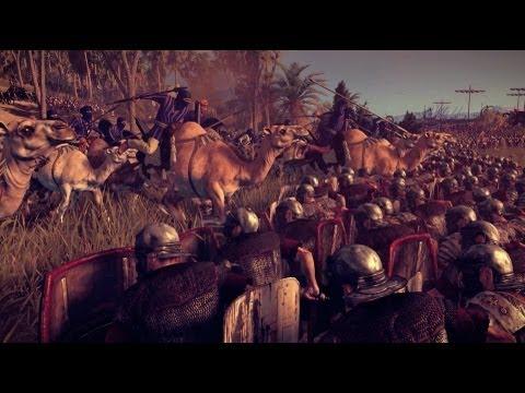 Total War: Rome II - Battle of the Nile Trailer |