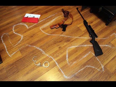 Pro-Gun Columnist Shot Dead In Home