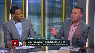 Antonio Conte: Chelsea must learn from transfer deadline day