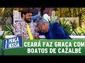 Ceará faz graça com boatos da vida de Carlos Alberto | A Praça É Nossa (16/11/1…