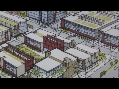 New Vision Unveiled For Albuquerque's Downtown