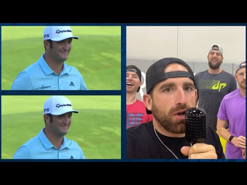 Back On The Tee | Fans And Celebrities Welcome Players Back To PGA TOUR