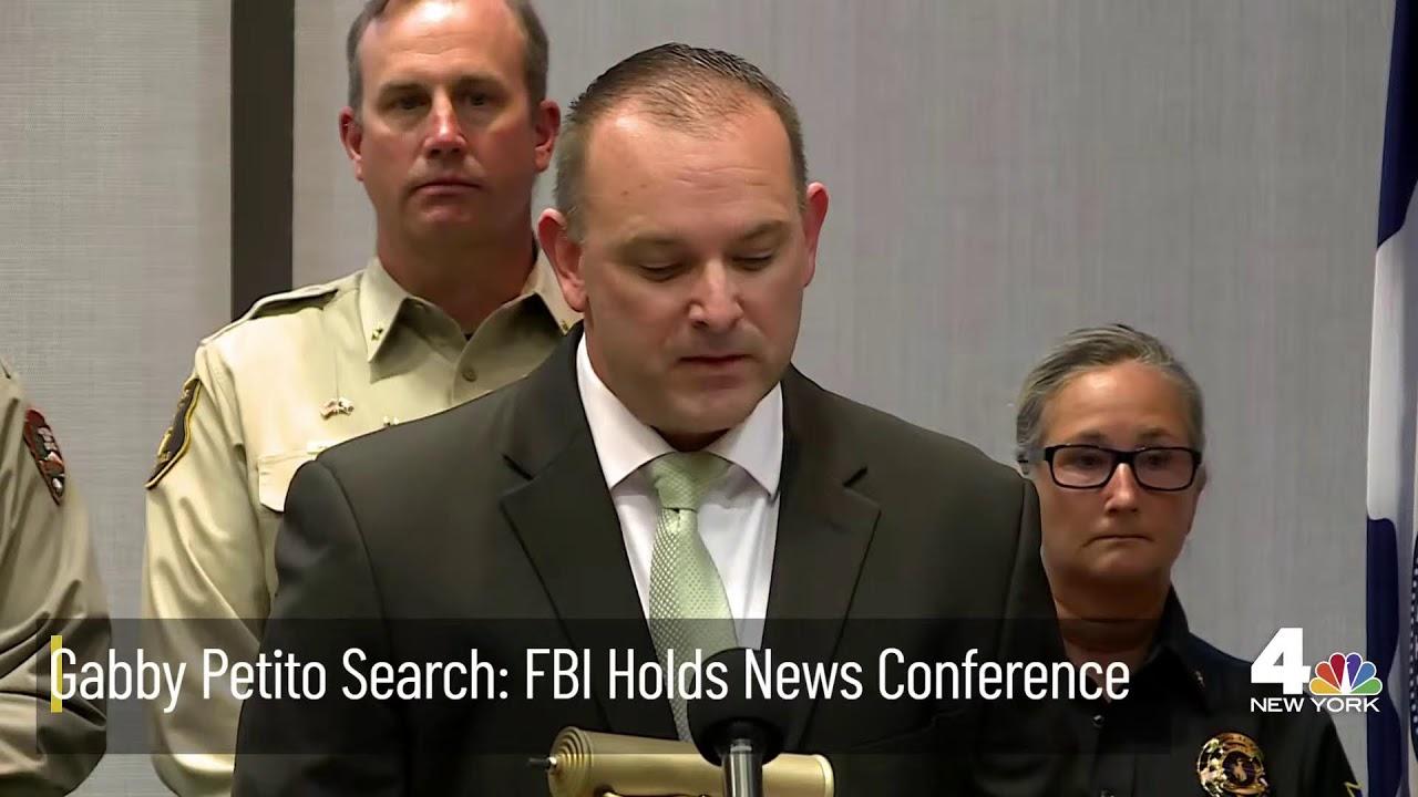 Body 'consistent with description' of Gabby Petito found in Bridger ...