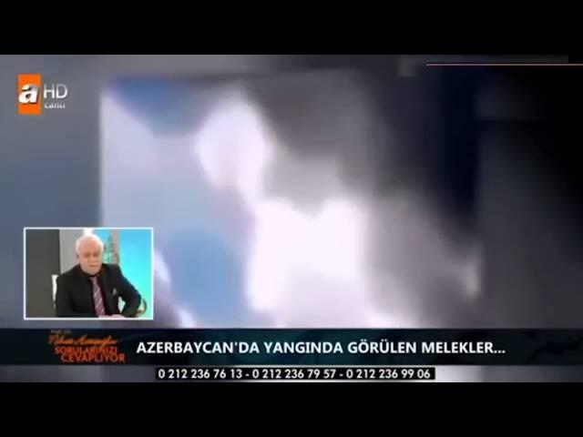 AZERBAYCANDAN N?HAT HOCAYI ?A?IRTAN GÖRÜNTÜ.. ONLAR MELEK M??..!!