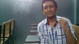Kal Ho Naa Ho.song Diu Campus Singer Sourav.Title Track Video   Shahrukh Khan, Saif, Preity