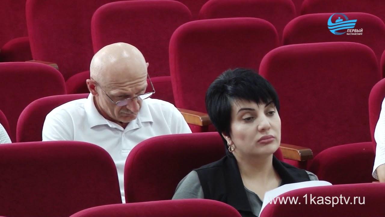 Подготовку и проведение мероприятий, посвященных Дню единства народов Дагестана и 71-й годовщине со дня образования Каспийска обсудили в городской администрации