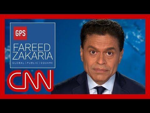 Fareed Zakaria: Here's why I support the impeachment inquiry