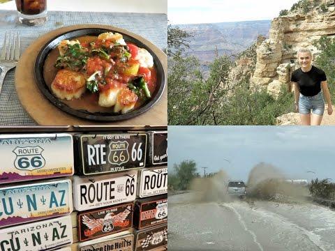 USA VLOG 2015 | Nº.3 ROAD TRIP & GRAND CANYON