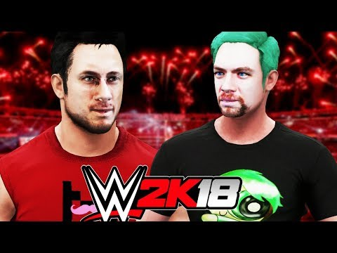 JackSepticEye vs Markiplier | Loser Leaves N60 | WWE 2K18