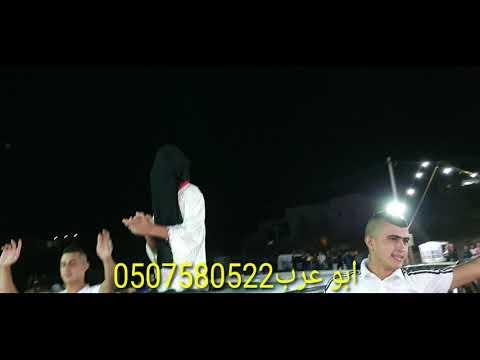 الحاشي مع الاند الكروزر نار العريس تامر ابو رقبه الظاهريه