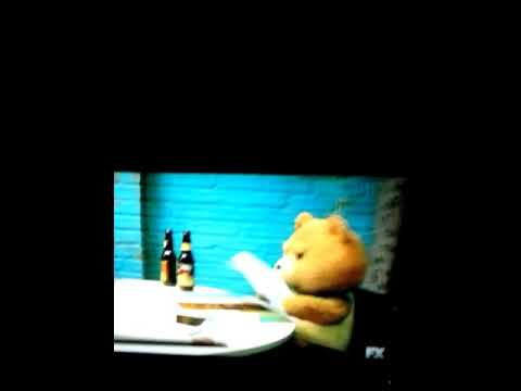 Ted 2 (2015) Ted/Tami-lynn argument scene (TV-MA)