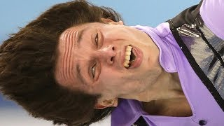 Hilarious Olympic Figure Skater Faces  ★ Funny Pictures ★