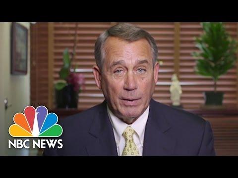 John Boehner, Nancy Pelosi, Kevin McCarthy & Bernie Sanders Read 'Mean Tweets'