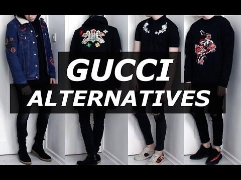 Gucci Affordable Alternatives | Mens Fashion, Streetwear, Luxury | Gallucks