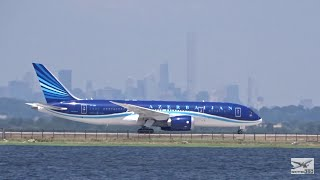 AZERBAIJAN AIRLINES I Boeing 787-8 Dreamliner at JFK