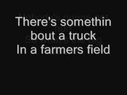Kip Moore - Somethin Bout a Truck with lyrics