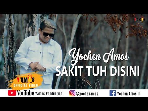 POP AMBON TERBARU 2017 YOCHEN AMOS  - SAKIT TUH DISINI (Cipt. Levy Latumahina)