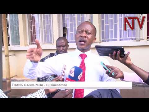 Court issues criminal summons for businessman Gashumba