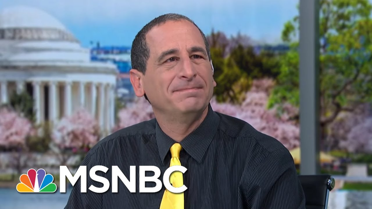 'Simpsons' Writer Mike Reiss: Homer Is A Comedy Writer's Dream | Morning Joe | MSNBC