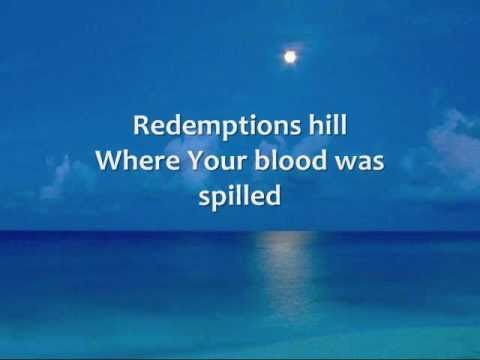 Hillsong - Lead me to the cross - Instrumental with lyrics