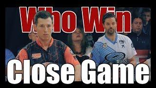 Close Game Bowling Game - Jason Belmonte VS. Matt O