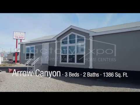 Arrow Canyon Mobile Home - Factory Expo Home Centers