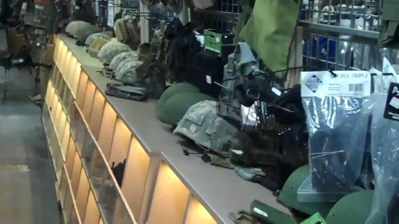 7b29c2680a9 SHTF Store Military Surplus Las Vegas - YouTube