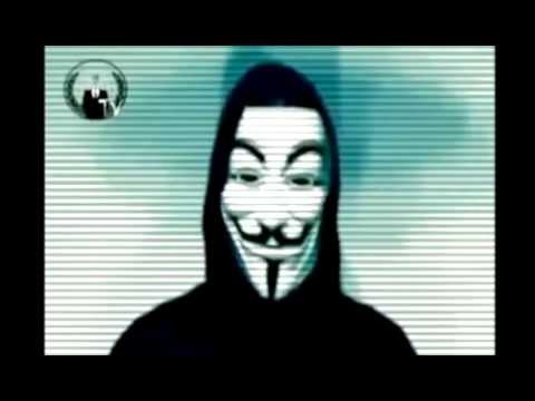 Anonymous - Message to KMartinTV