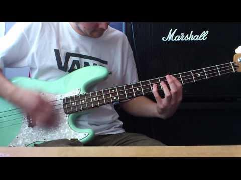 Blink 182 Adam Song bass