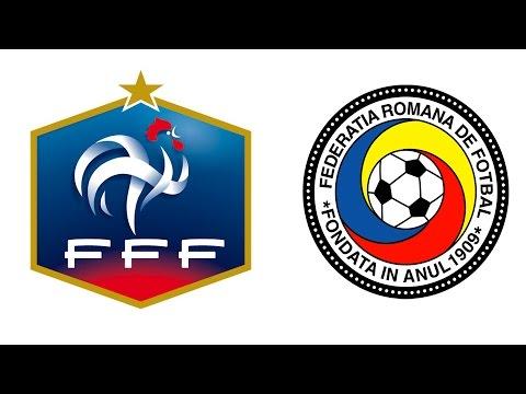 France - Roumanie [PES 2016]   UEFA EURO 2016 (Groupe A - 1ère Journée)   CPU Vs. CPU