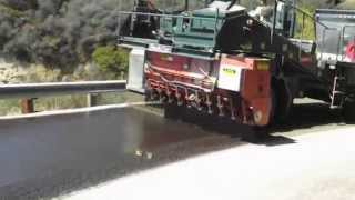 cape seal street overlay process dept public works city of thousand oaks july 2014