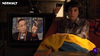 Stranger Things: Η Eleven βλέπει τον Light στον Αρναούτογλου | Luben TV