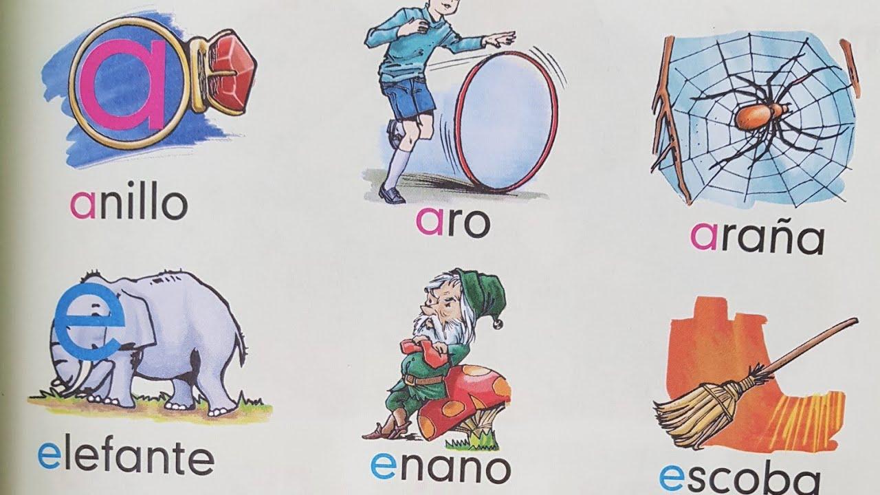 LIBRO NACHO: APRENDE A LEER Y A ESCRIBIR EN ESPAÑOL