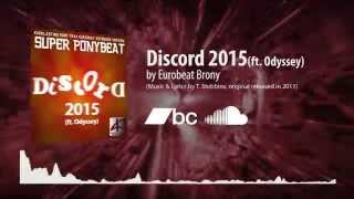 Super Ponybeat - Discord 2015 by Eurobeat Brony