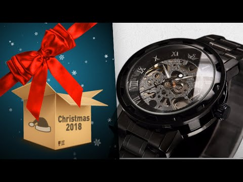 Perfect Alps Men Watches Gift Ideas / Countdown To Christmas 2018! | Christmas Countdown Guide