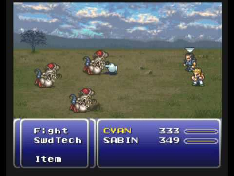 Let's Play Final Fantasy VI #18 - Mr. Thou