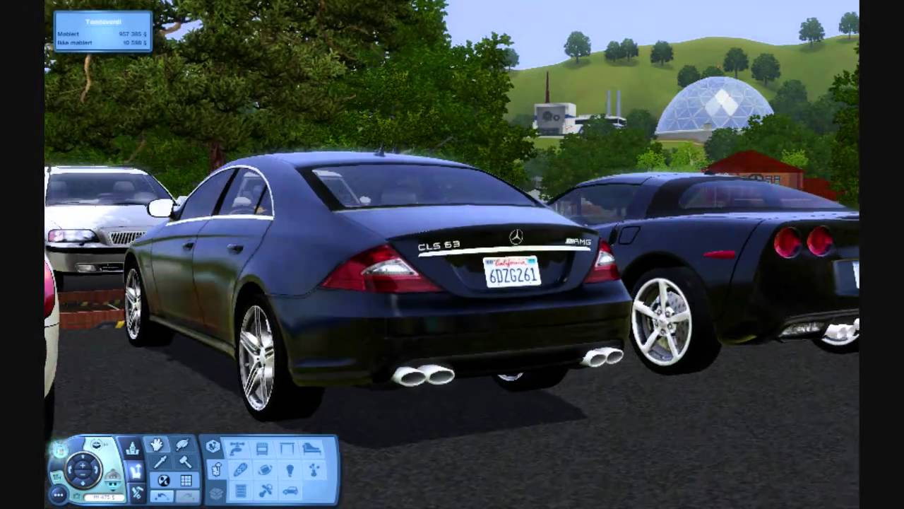 The Sims 3 Car Mods