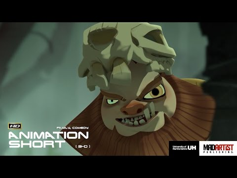 "CGI 3D Animated Short Film ""HUNTING GATHERERS""- Funny Animation by University of Hertfordshire"