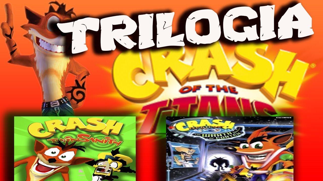 CRASH COLECTION |PS2| COMPATIBLE POR OPL||TRILOGIA DE CRASH BANDICOOT |PS2|